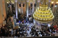 Koncert kolęd w Pałacu Prezydenckim - 08.12.2014
