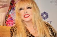 """Konferencja prasowa Maryli Rodowicz -promocja książki """"Wariatka tańczy"""" - hotel Hyatt - 14.11.2013"""