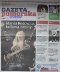 Gazeta pomorska 2015